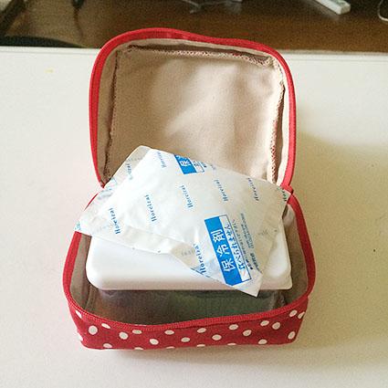 お弁当袋下段