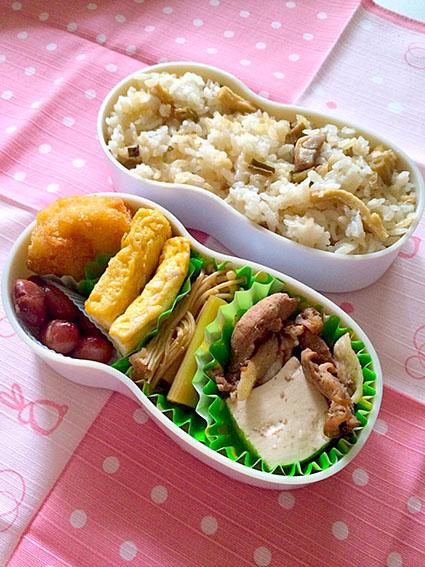 肉豆腐お弁当