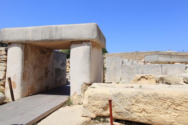 マルタ島巨石神殿