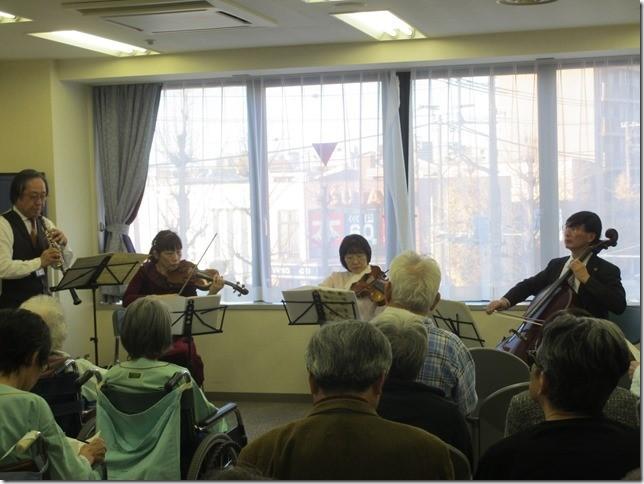 20141226-2昭和大学東病院コンサート