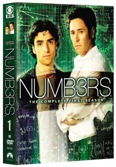 NUMB3RS ナンバーズ ~天才数学者の事件ファイル