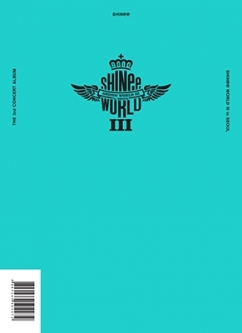SHINee The 3rd Concert Album: SHINee World III in Seoul