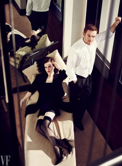 17 MICHELLE DOCKERY AND DAMIAN LEWIS