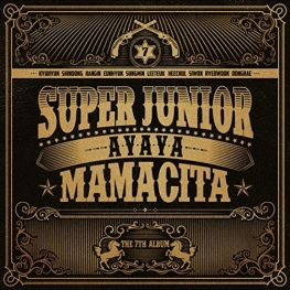 THE 7th Album 'MAMACITA'