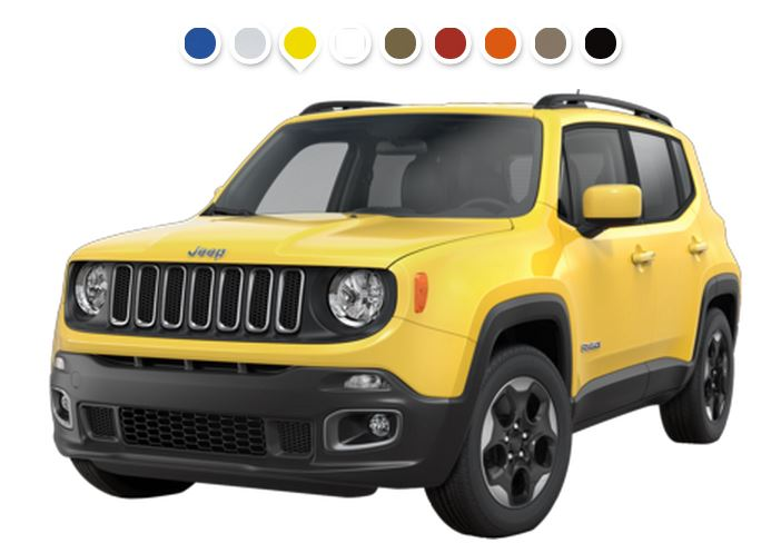 Jeep Renegade 2015 Latitude