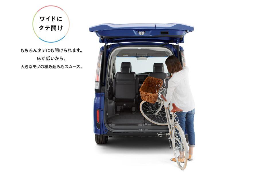 ホンダ 新型ステップワゴン 2015 wakuwaku2