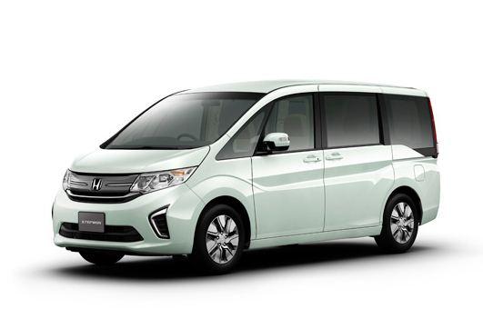 ホンダ 新型ステップワゴン 2015 01