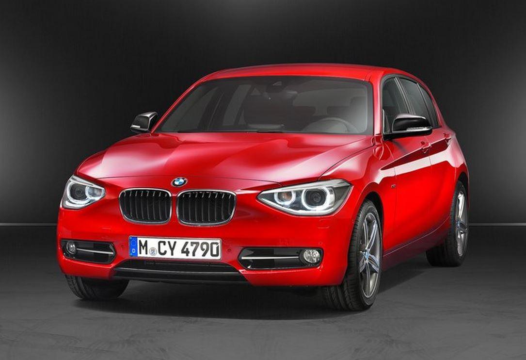 BMW 1series 2012