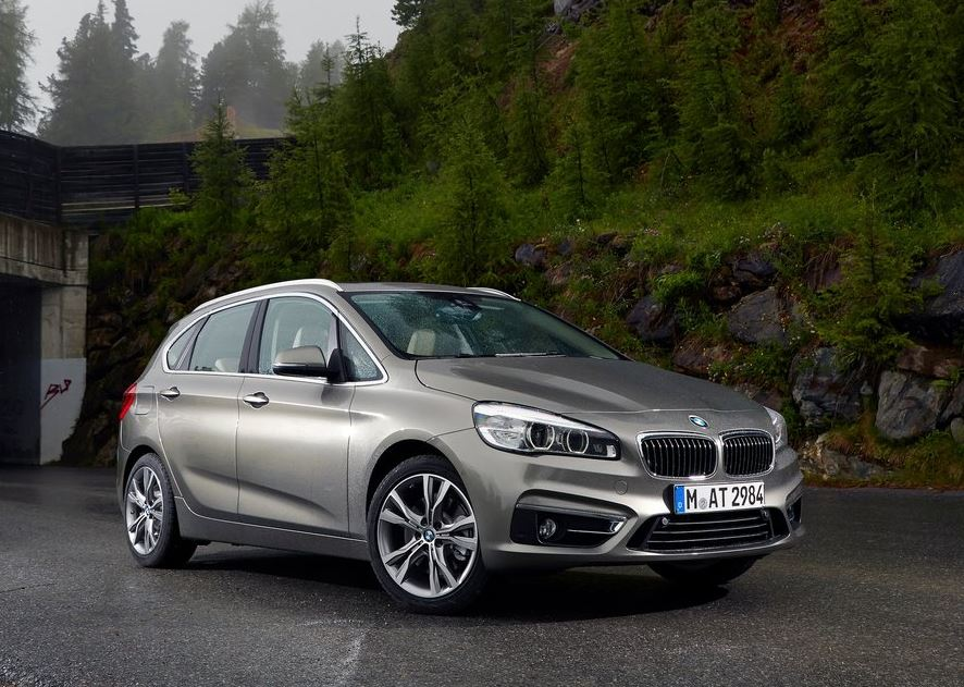 BMW 2series active tourer Diesel 2