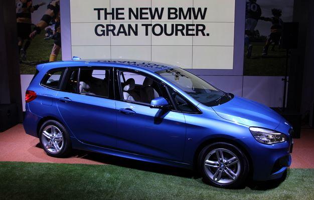 BMW グランツアラー