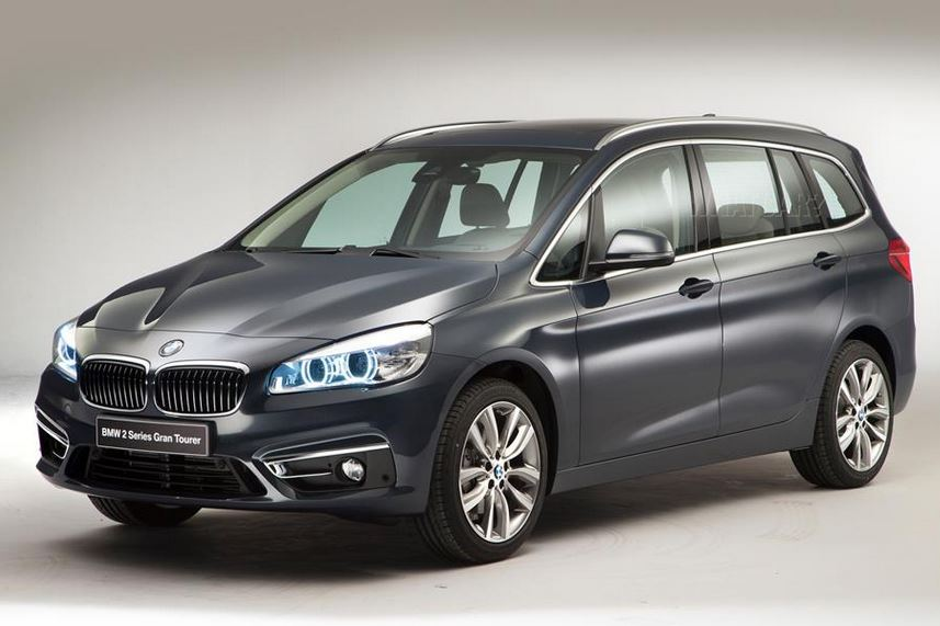 BMW 2series gran tourer