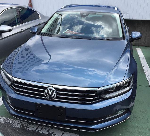 VW 新型パサート2