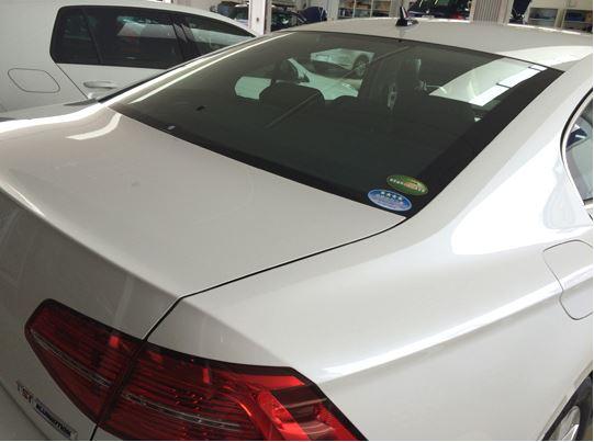 VW 新型パサート8