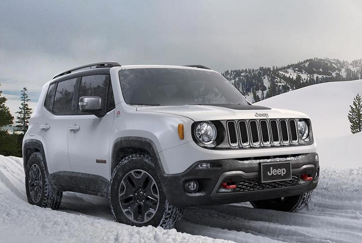 Jeep Renegade 2015