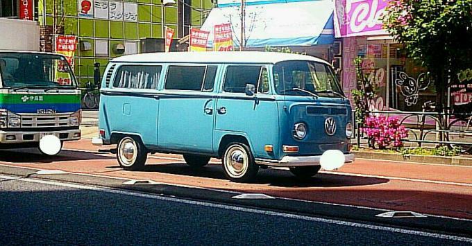 VW の BUS_20150501