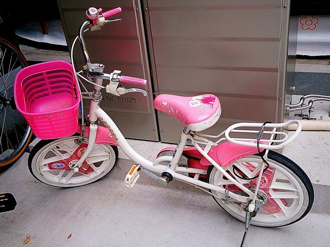 PINK の自転車_20150528