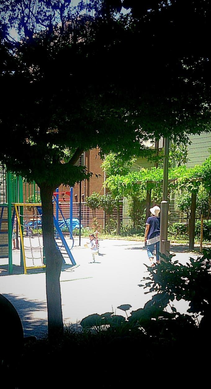 公園にて_20150607