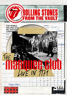 The Marquee Club Live In 1971 / Rolling Stones