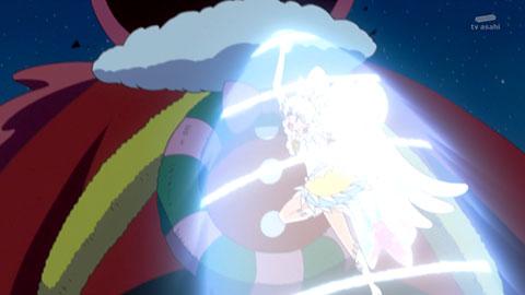 【ハピネスチャージプリキュア!】第45回「敵は神様!?衝撃のクリスマス!」