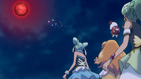 【ハピネスチャージプリキュア!】第46回「愛と憎しみのバトル!誠司VSプリキュア!」