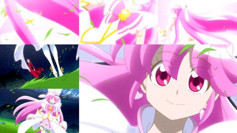【ハピネスチャージプリキュア!】第49回「愛は永遠に輝く!みんな幸せハピネス!」(最終回)
