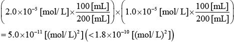 【平成27年度(2015年度)大学入試センター試験】化学・第2問・問3・実験Ⅲ