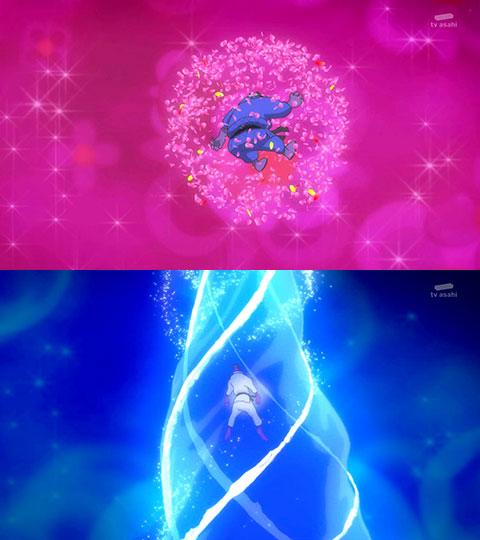 【Go!プリンセスプリキュア】第03回「もうさよなら?パフを飼ってはいけません!」