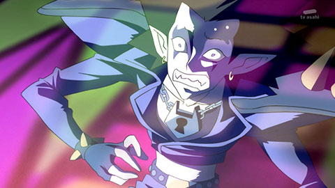 【Go!プリンセスプリキュア】第09回「幕よあがれ!憧れのノーブルパーティ!」