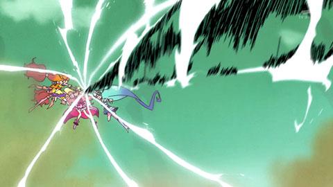 【Go!プリンセスプリキュア】第11回「大大大ピンチ!?プリキュアVSクローズ!」