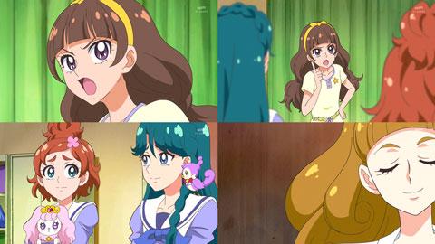 【Go!プリンセスプリキュア】第17回「まぶしすぎる!きらら、夢のランウェイ!」