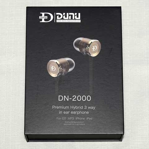 DUNU-TOPSOUND DN-2000