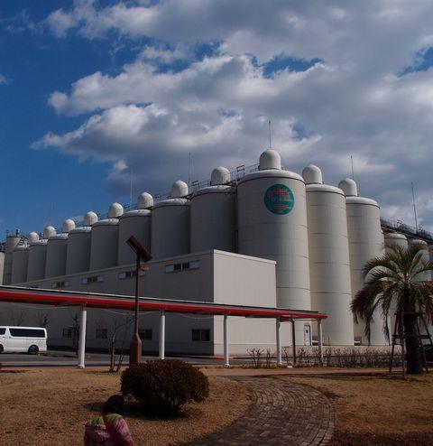 キリンビール工場①