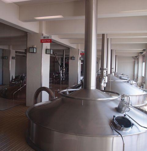 キリンビール工場④