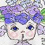 ペン画で人物表情たまに発想アイディア