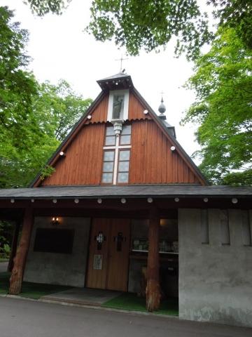 軽井沢聖パウロ教会
