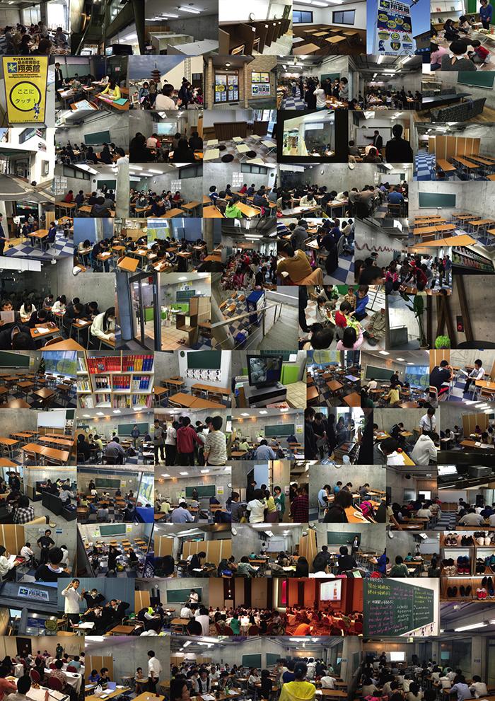 校舎風景2015ブログ