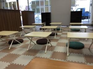 観音校舎教室