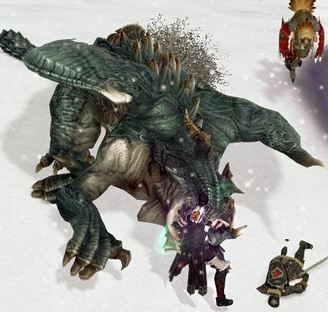 対ドラゴン