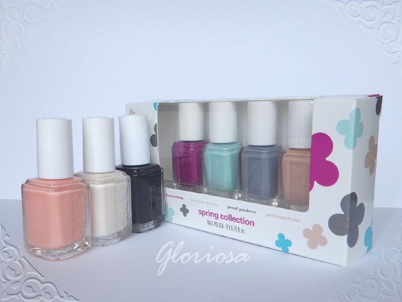 essie 56 886 887 spring collection