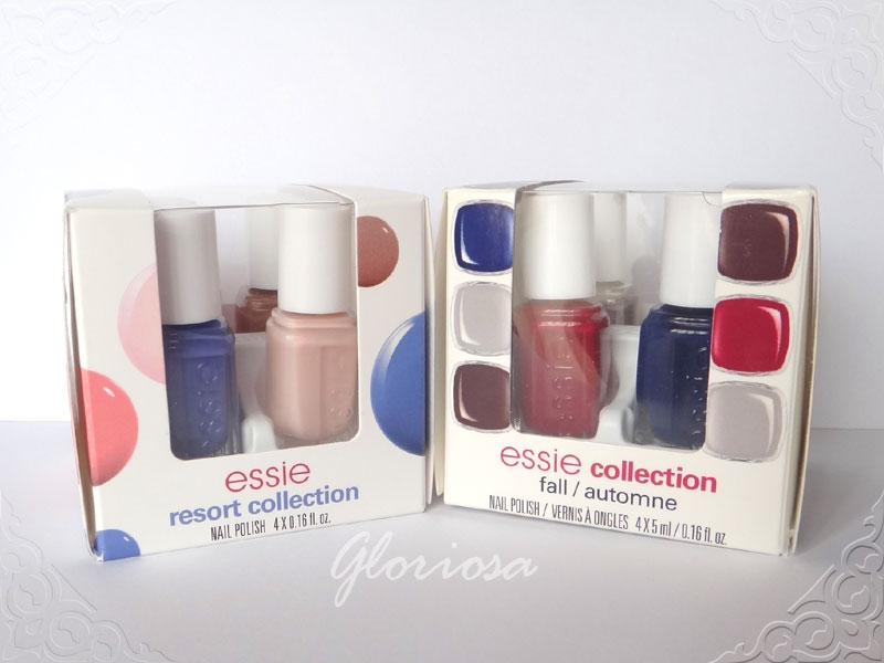 essie resort collection/2015 fall collection/2014