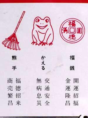 幸福おみくじ(仙台諏訪神社)
