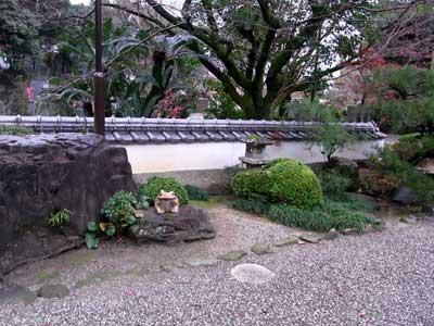 四国八十八ヶ所霊場2番札所「極楽寺」