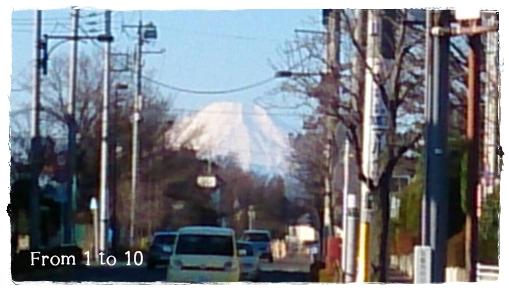 2015正月富士山