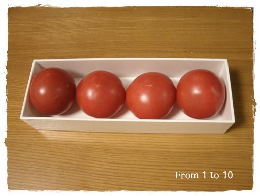 トマト収納