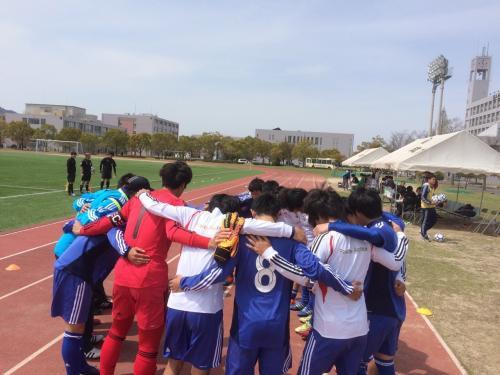 2015年度 全広島サッカー選手権 大学予選(2015:4:12 日)3/3