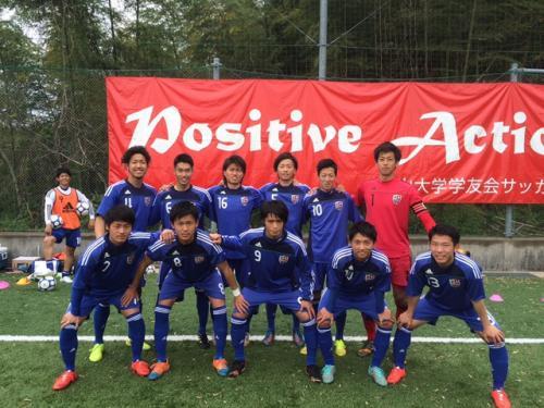 2015年度(第38回)中国大学サッカーリーグ/開幕戦(2015:4:19 日)1/4