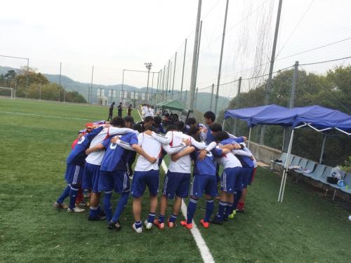 2015年度(第38回)中国大学サッカーリーグ/開幕戦(2015:4:19 日)3/4