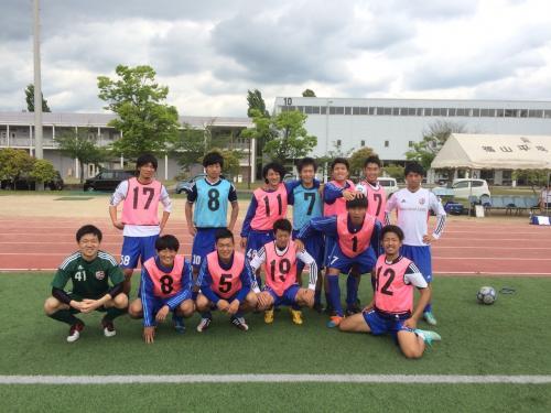 第32回 福山サッカーフェスティバル(2015:4:29 水)3/3