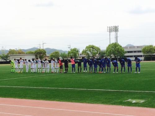 第32回 福山サッカーフェスティバル(2015:4:29 水)1/3