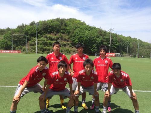 2015年度(第38回)中国大学サッカーリーグ 第4節(2015:5:17 日)2/3